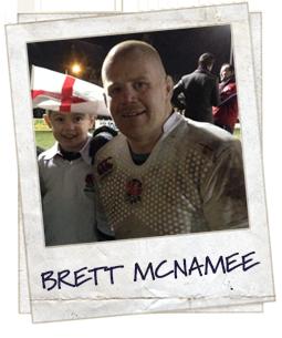 Brett McNamee